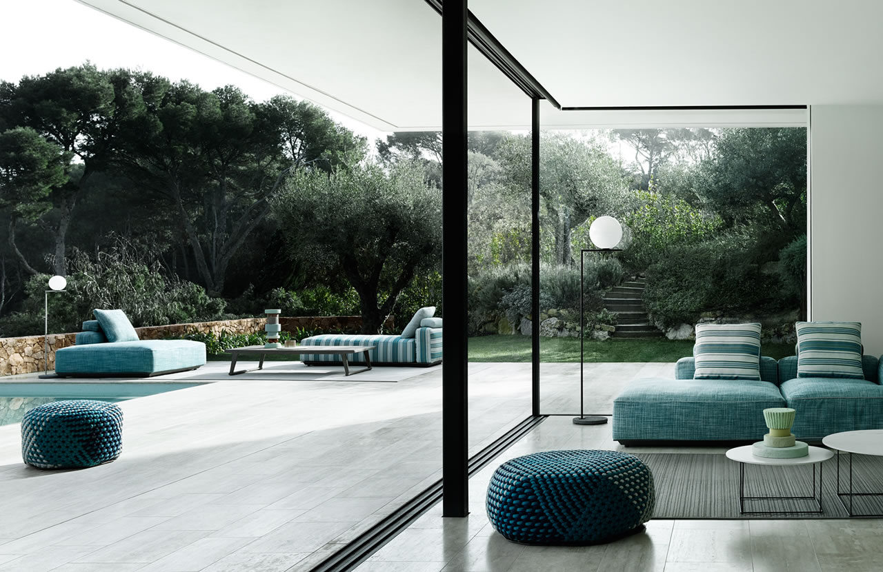 New 2020 B&B Italia Outdoor Collection