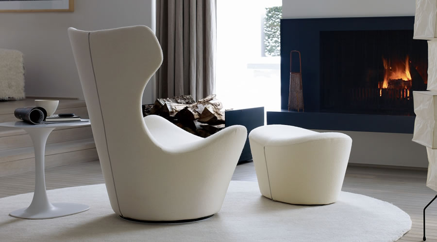 Armchairs B&B Italia Indoor - B&B Italia Como