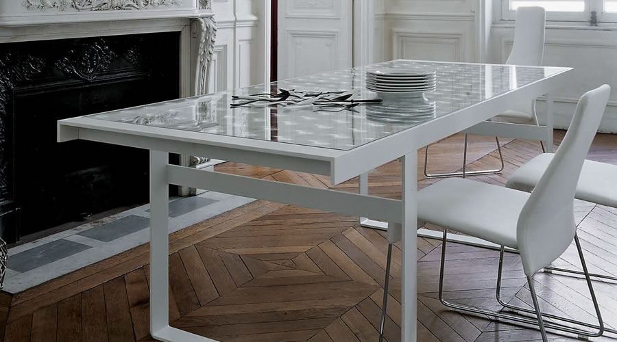 Lens B&B Italia - B&B Italia Indoor tables - B&B Italia Como