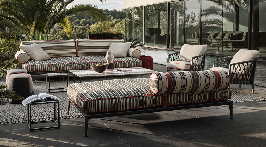 Ribes B&B Italia - Outdoor Sofas and Armchairs - B&B Italia Como